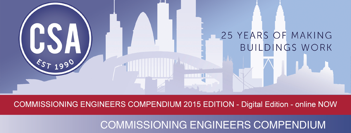 COMMISSIONING ENGINEERS COMPENDIUM 2015 EDITION  - Digital Edition